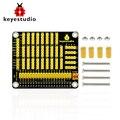 Keyestudio with-PCF8591 AD-DA для Raspberry Pi RPI GPIO щит