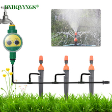 DXBQYYXGS Garden irrigation timer watering system automatic drip irrigation For Plant spray gardening tools and equipment 4/7mm все цены