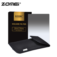 Zomei Original 150*100mm Square Neutral Density Filter Kit GND2 + GND4 + GND8 + GND16 Graduated Grey ND Filter for Cokin Z Pro
