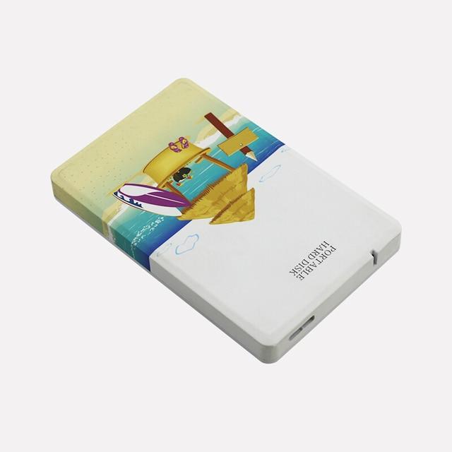 2TB 1TB Hard Disk External Hard Drive 500GB USB 3.0 HDD 2.5 4