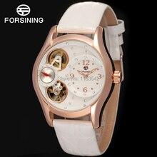 Известный Бренд Forsining Кварцевые Леди наручные часы Кольцо Часы на Женщин Доставка Бесплатно FSL8014Q3R4