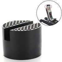 1 PCS Universal Auto Teile Gummi Unterstützung Pad Auto Schlitz Rahmen Schiene Boden Jack Adapter Lift Gummi Pad