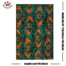 Ankara Fabric Fabric Wax