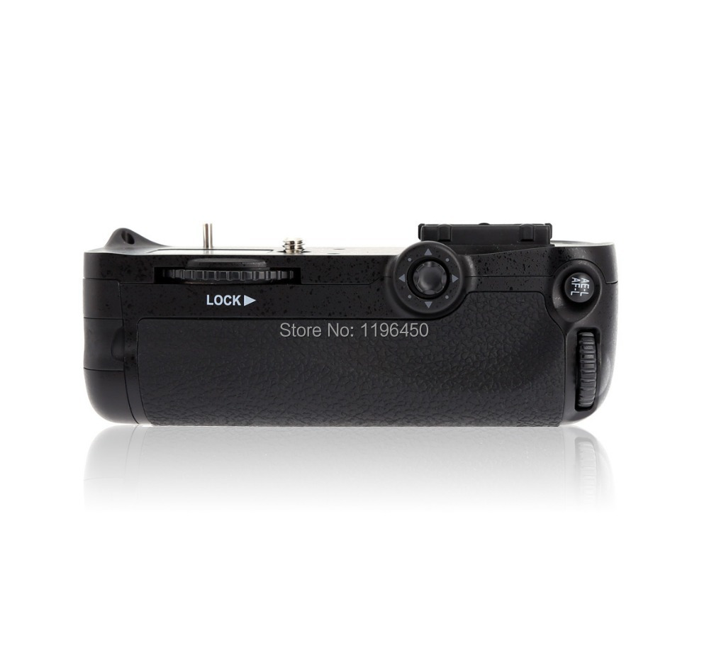 MEKE Meike MK DR7000 Remote Control Battery Grip Pack  for Nikon D7000 EN-EL15 free shipping meike vertical battery pack grip for nikon d5300 d3300 2 en el14 dual charger