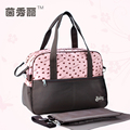 Large Capacity Nappy Changing Bag Mommy Maternity Bags Excellent Workmanship Baby stroller Bag Messenger Handbag