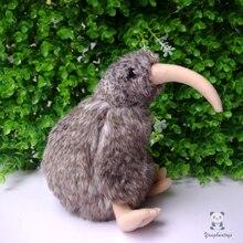 Enfants de Jouets En Peluche animaux sauvages Kiwi Poupée Simulation en peluche oiseaux Poupées jouet magasin Cadeaux