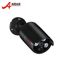 ANRAN IP Camera PoE 48V 2MP HD CCTV Outdoor Waterproof Security Camera Infrared Night Vision Video Surveillance Camera