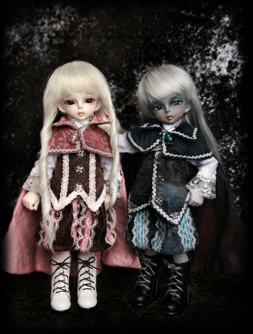 Free Shipping Little Devil Grit Syen soom bjd / sd yosd bb1 / 6volks dod ai luts joint doll animal version free shipping 1 4 bjd lovely doll unoa lusis soom sisit female doll wood araki sd luts doll ball jointed doll