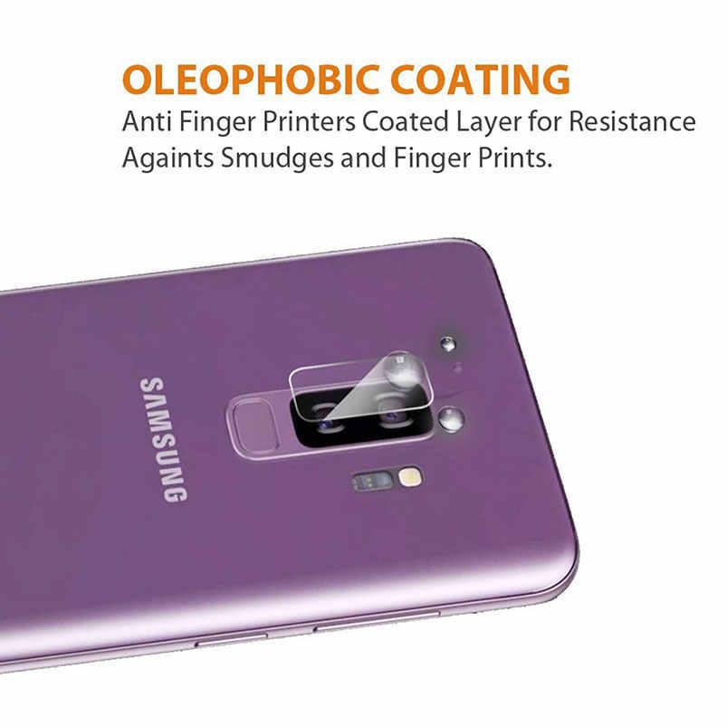 Para Samsung Galaxy s9 A8s A9s A6s a6 a7 a8 a9 plus 2018 nota 9 8 Temperado de Volta Lente da Câmera caso de filme protetor de Tela de vidro