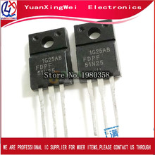 10PCS  FDPF51n25 TO220  51n25 TO 220