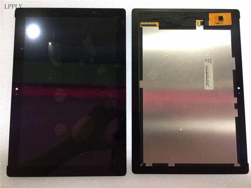 LPPLY For Asus ZenPad 10 Z301M (P028) Tablet Monitor Touch screen LCD Screen Glass Display Assembly for asus zenpad c7 0 z170 z170mg z170cg tablet touch screen digitizer glass lcd display assembly parts replacement free shipping