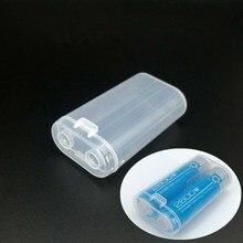 3Pcs 18650 Battery Case Box Holder 2X18650 Waterdichte Opbergdoos Oplaadbare Batterij Container Voor Power Bank