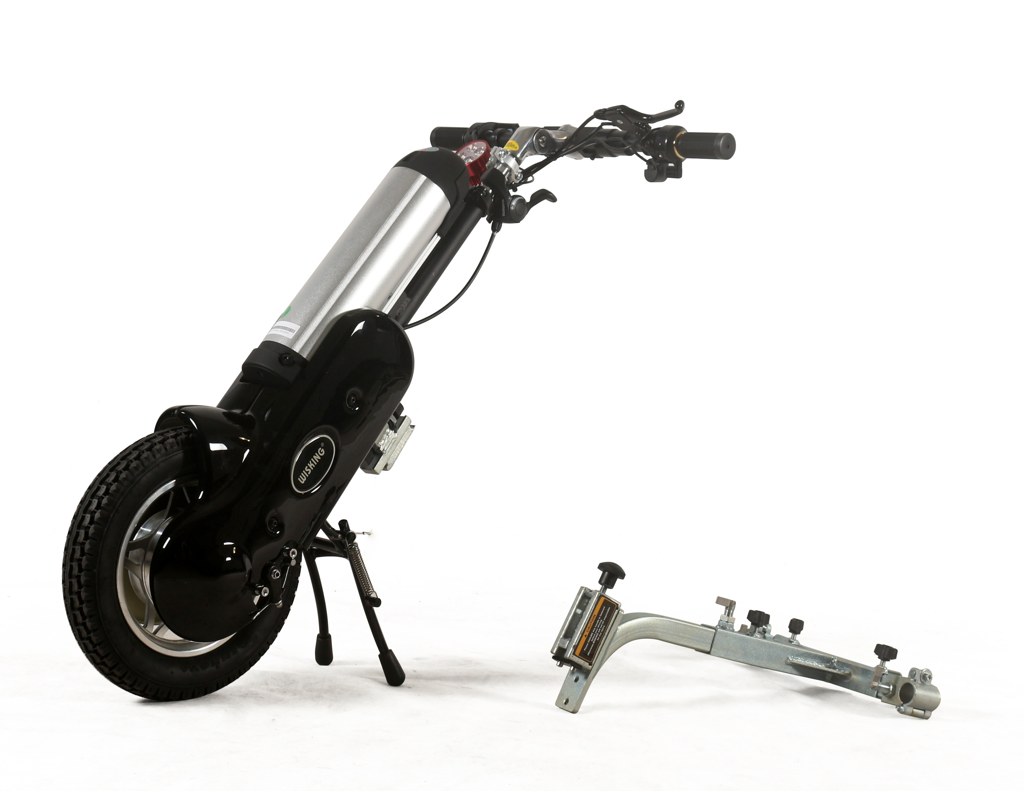 2019 Stylish 12 inch electric trolley wheelchair driven front electric handbike