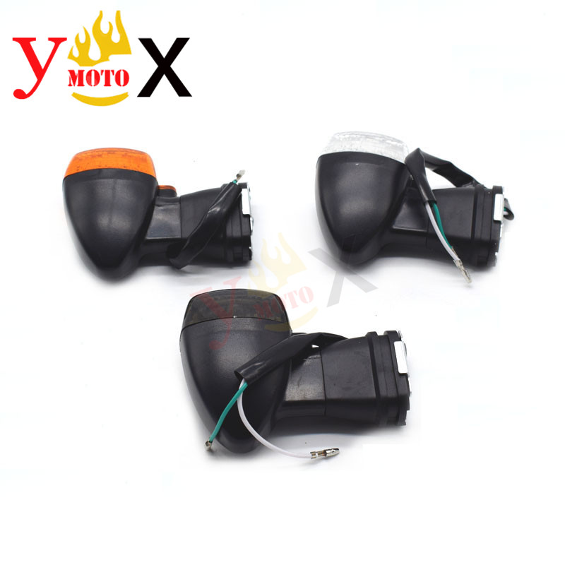 Motorcycle Front Turn Signal Light Indicator Blinker Flasher For Kawasaki Ninja ZX-6R ZX6R ZX-7R ZX7R ZX-9R ZX9R ZX-12R ZX12R