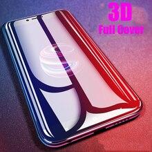 3D Full Anti-blue Light Hydrogel Film For xiaomi pocophone F1 mi play 9 SE max 2 3 mix 2 2S