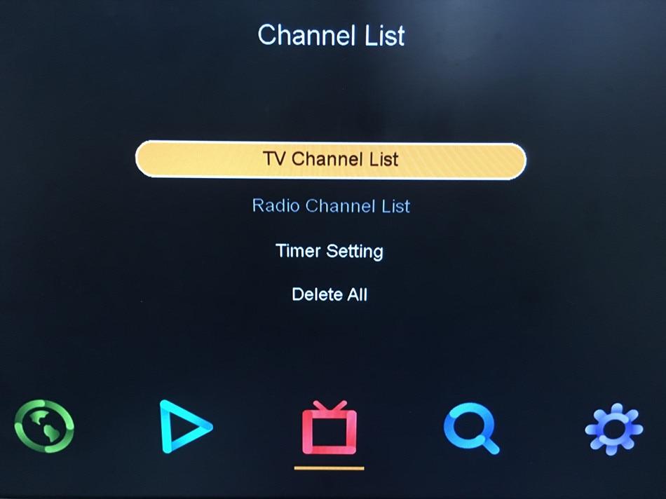 1 year Clines Europe DVB-S2 Satellite Receiver Support DVB Decoder Spain S2 1080 p Full HD powervu Cline bisskey DVB Receiver 16