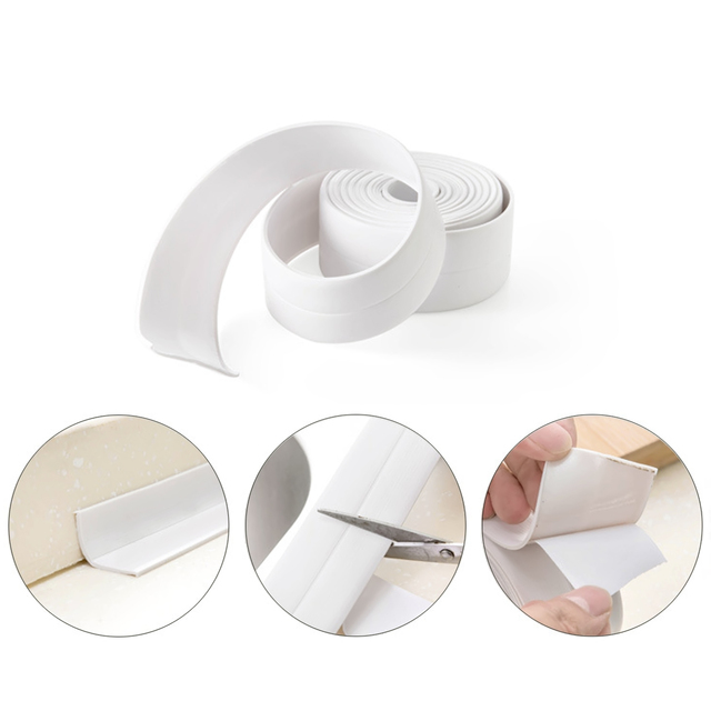 aliexpress : nc 1 rolle 3,2 mt x 3,8 cm klebstoff pvc home, Badezimmer ideen