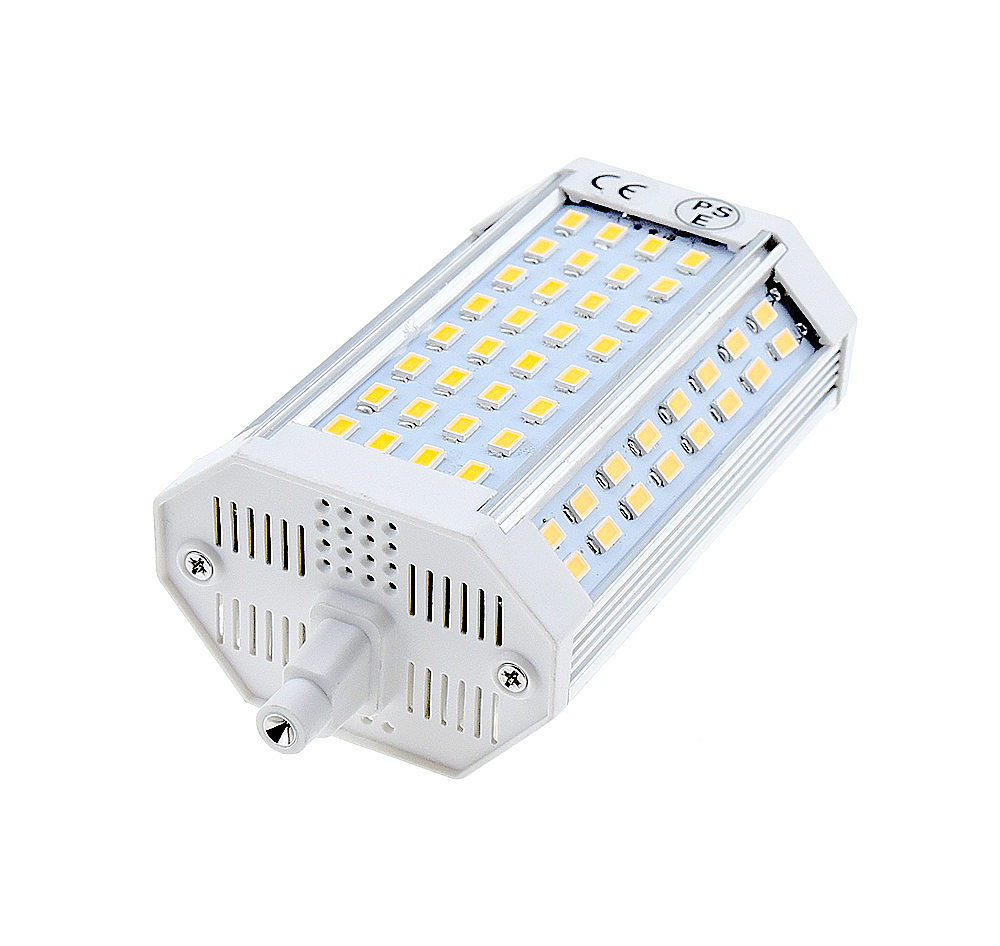 25w J Type Double Ended 118mm R7s Led Light 200w Halogen T3 Fixture Wiring Diagram Replacement J118 Floodlight For Wall Sconce In Bulbs Tubes From Lights Lighting