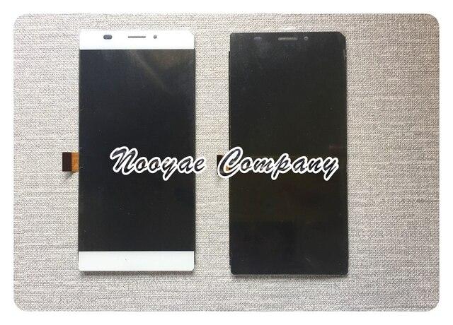 Testowany ekran dotykowy do ekranu dotykowego Pantech VEGA SKY A870 z ekranem dotykowym Digitizer kompletny komplet