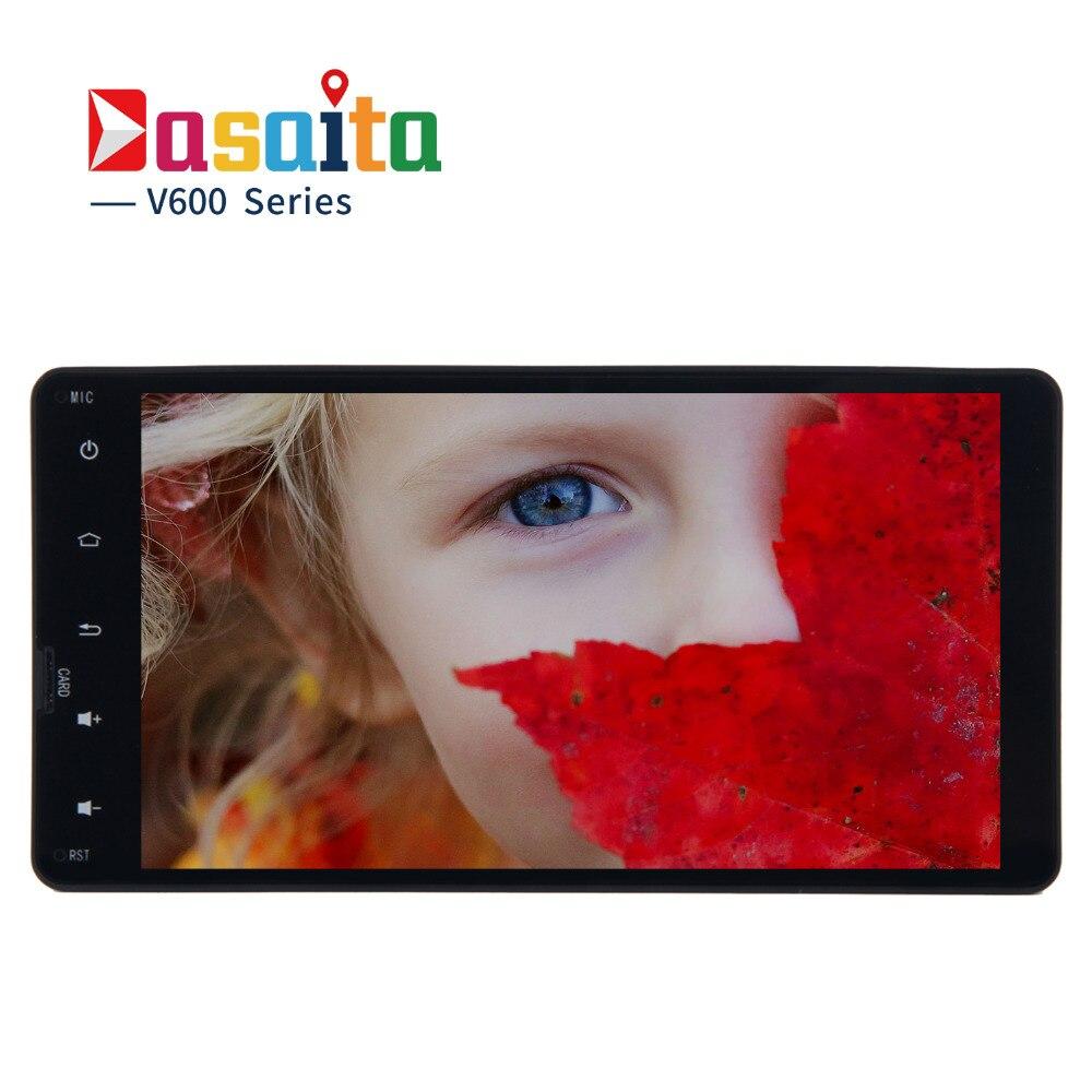 Dasaita 7 Android 6 0 Octa Core Car font b GPS b font Player for Mitsubishi