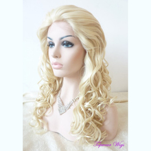 Blonde Top Quality Heat Resistant Wig