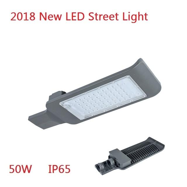 купить 20W 30W 50W 100W LED Street Lights Road Lamp waterproof IP65 SMD led chip lumen 130-140lm/w AC85-265V led street light