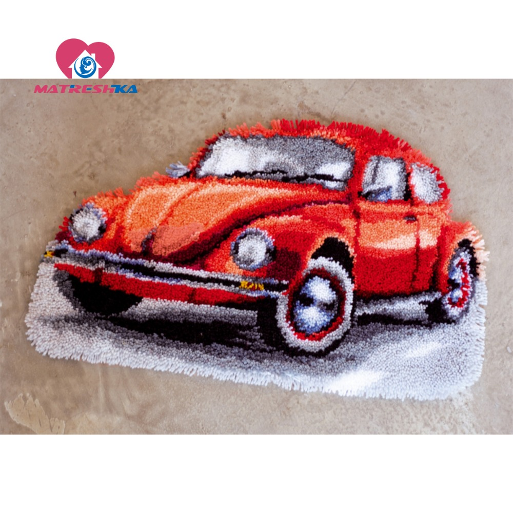 Car needle for carpet embroidery latch hook rug kits carpet embroidery kit Foamiran for crafts tapestry kits foamiranCar needle for carpet embroidery latch hook rug kits carpet embroidery kit Foamiran for crafts tapestry kits foamiran