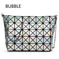 HS RIMA pliega Baobao bolsos Crossbody bolsa de las mujeres de la perla bao bao bolso sac láser Diamante Celosía geometría hombro Acolchada bolsa