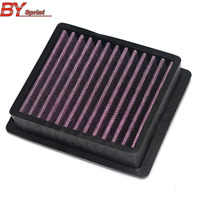 New Flow Air Cleaner Replacement Filter Element For KTM Duke 125 200 390 2013 2016 Motorcycle Accessories