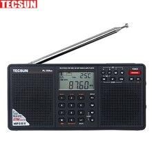 Tecsun PL-398MP FM AM SW Radio 2.2 ''pełnozakresowy cyfrowy Tuning Stereo FM/AM/SW odbiornik radiowy odtwarzacz MP3