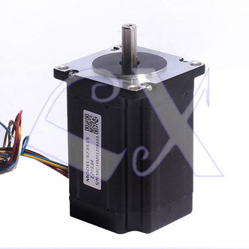 Freeshipping Original Leadshine Cloudray 3 phase Stepper Motor 573S15 for NEMA23 5A Length 79mm Shaft 8mm