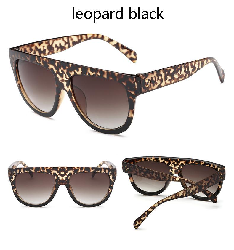 HTB1YyrXPXXXXXXqaXXXq6xXFXXXM - Flat Top Retro Tortoise Shadow Women's Sunglasses