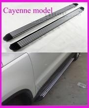 Подножка подножка бар ног boad для VW Tiguan, «cayenne» модель, высокую производительность, поможет вам сэкономить, 2008-2012-2014-2016