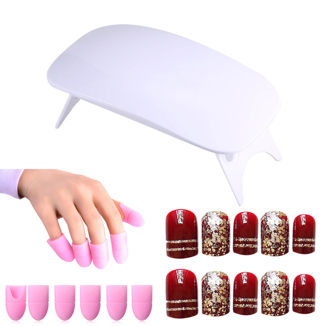 Nail Polish Hardening Light - To Bend Light