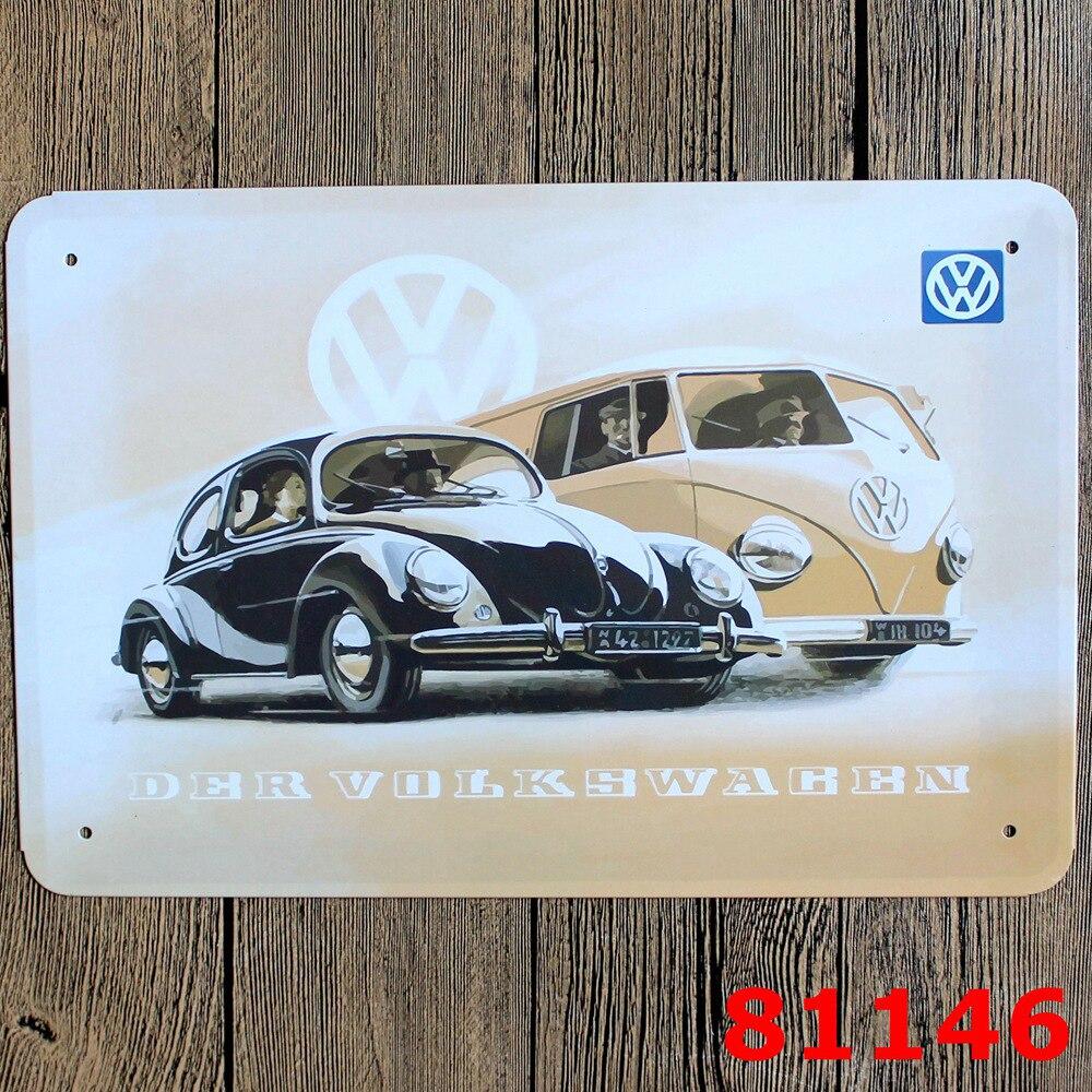 Vintage Vw Stickers Promotion Shop For Promotional Vintage