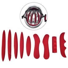 1 комплект, универсальные велосипедные шлемы, поролоновые уплотненные губки, велосипедные внутренние накладки, защитные накладки, велосипедные накладки