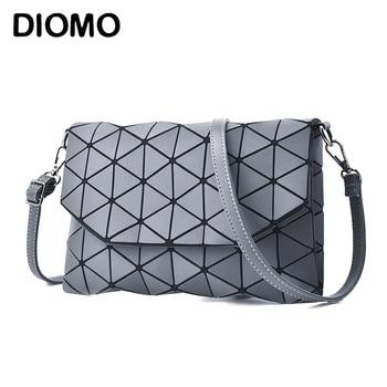 Women Sling Bag Female Shoulder Bags Girls Flap Geometric Luxury Handbags Women Bags Designer Messenger Bags