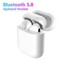 Для дропшиппинг 2019 Новые I9 I9S TWS беспроводные наушники 5,0 Bluetooth наушники в ухо мини-наушник для всех смартфонов слуха