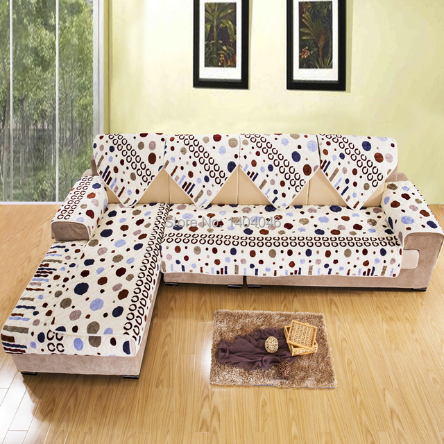 Flannel Slipcover Sofa Couch Cover Sofa Cover Back Cushion Free New Couch Covers For Couches With Pillow Backs