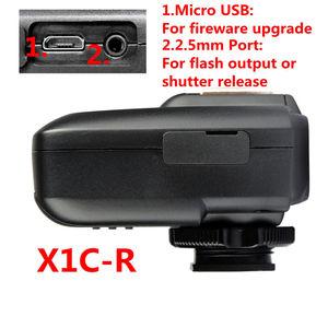 Image 4 - Godox X1C X1R C X1R N X1R S TTL 2.4G Wireless Receiver TTL 2.4G Wireless Receiver for For CANON NIKON Sony