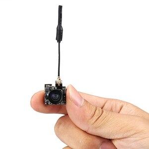Image 3 - JMT 3.6g FPV AIO mikro kamera 5.8G 25MW 40CH 800TVL nadajnik LST S2 FPV części zamienne do aparatu