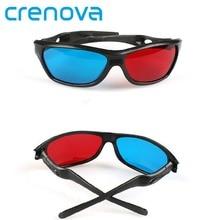 CRENOVA красные синие 3D очки VR очки проектор аксессуары для домашнего кинотеатра для Full HD 1080P для всех Crenova проектор