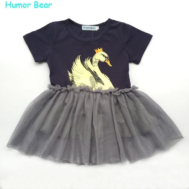 Aliexpress Com Buy Baby Girl Summer Dress Cute Cartoon Animal