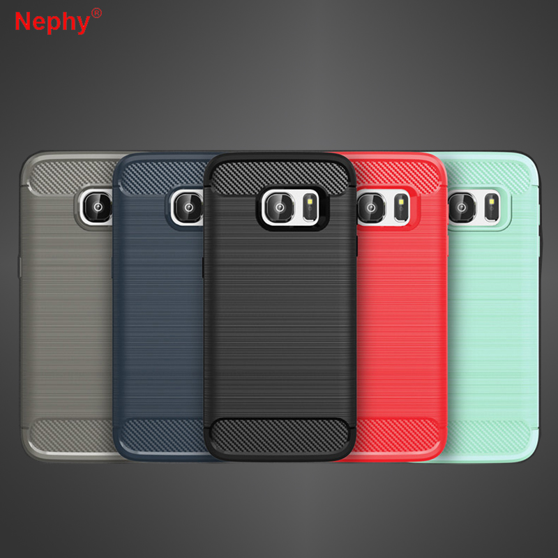 Carbon Fibre Case For Samsung galaxy S8 S9 Plus S6 S7 edge Note9 A3 A5 A6 A7 J4 J5 J6 J7 J8 J2 Prime Grand Prime 360 Cover Skin nokia 8 new 2018