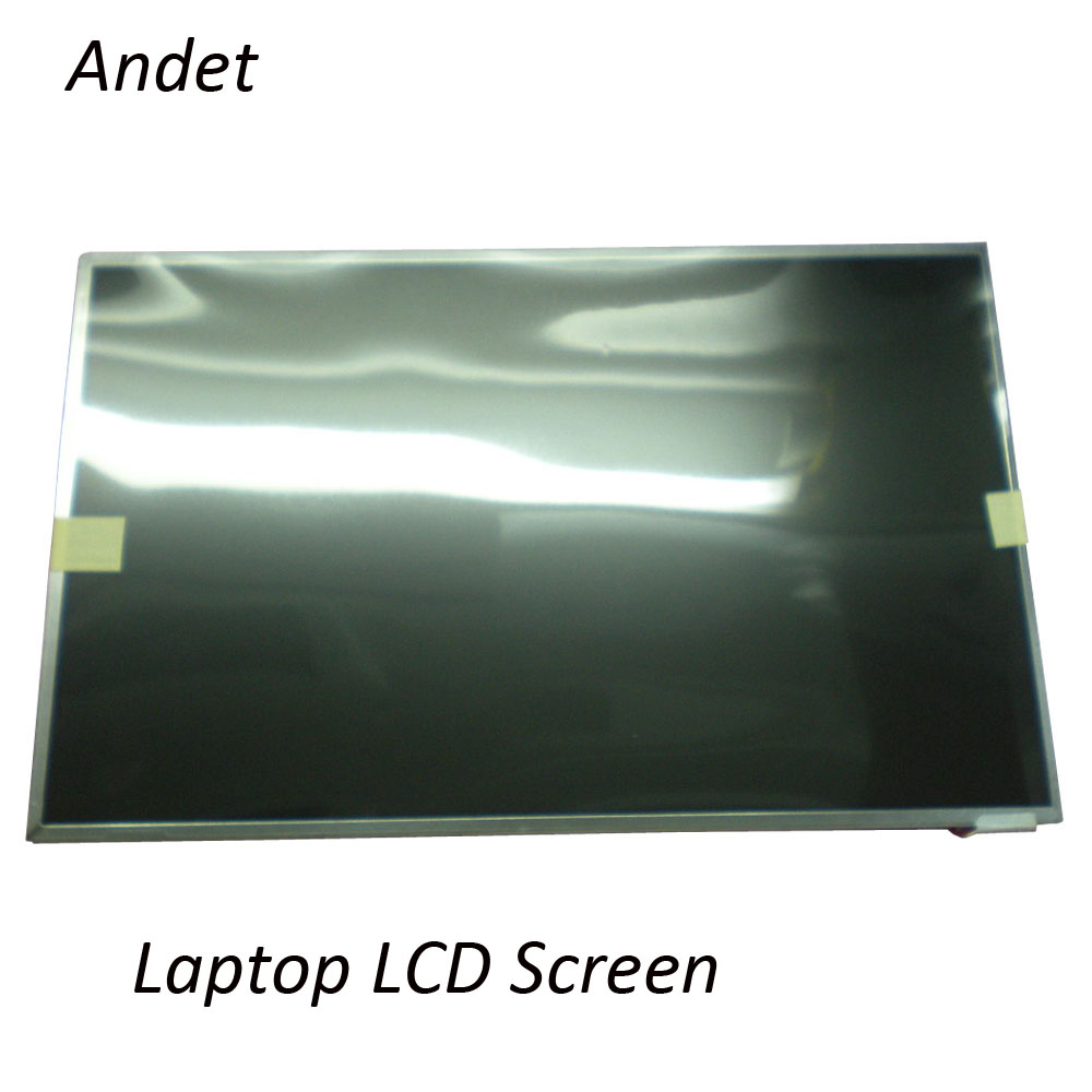 15.4 WXGA For ThinkPad T500 W500 Full Complete Assembles LED Panels Lcd Laptop Screen LTN154X3-L02 42T0486 42T0485 Clean Stock