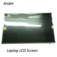 15 4 WXGA For ThinkPad T500 W500 Full Complete Assembles LED Panels Lcd Laptop Screen LTN154X3