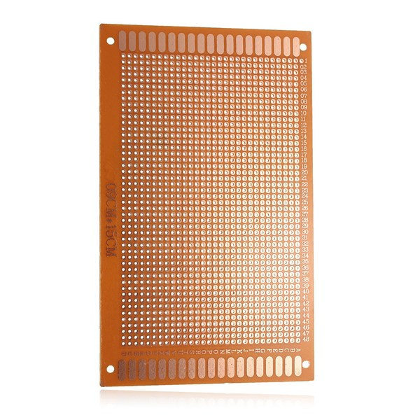 2017 New Arrival 1Pc 9 X 15cm PCB Prototyping Printed Circuit Board Breadboard