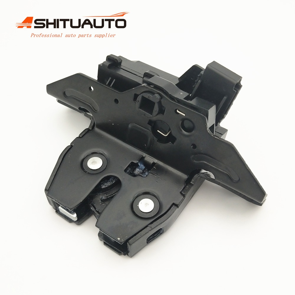 AshituAuto High Quality Trunk Lock Latch Tailgate Lock For Cruze Trax Encore Opel Vauxhall Astra Zafira OEM# 13585478 13587646