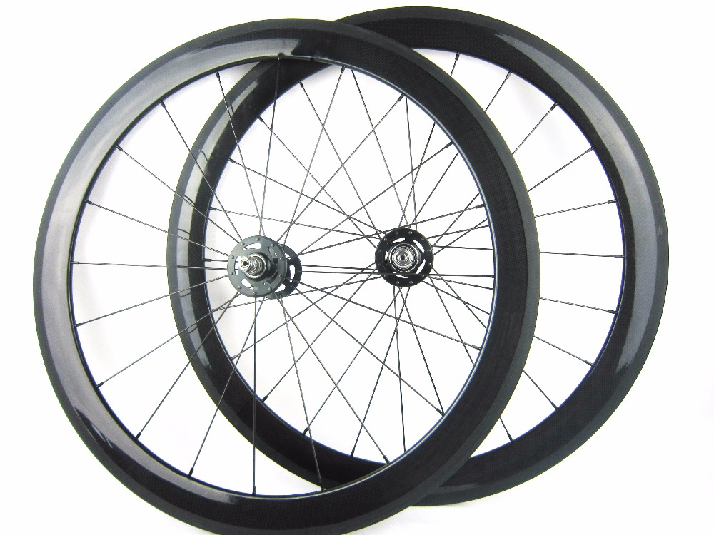 road bicycle single speed wheels carbon fiber material 50mm clincher wheelset basalt track bike wheels fixed gear track fixed gear front 38mm rear 50mm depth clincher single speed carbon track wheels road bike bicycle wheel 3k matte or glossy