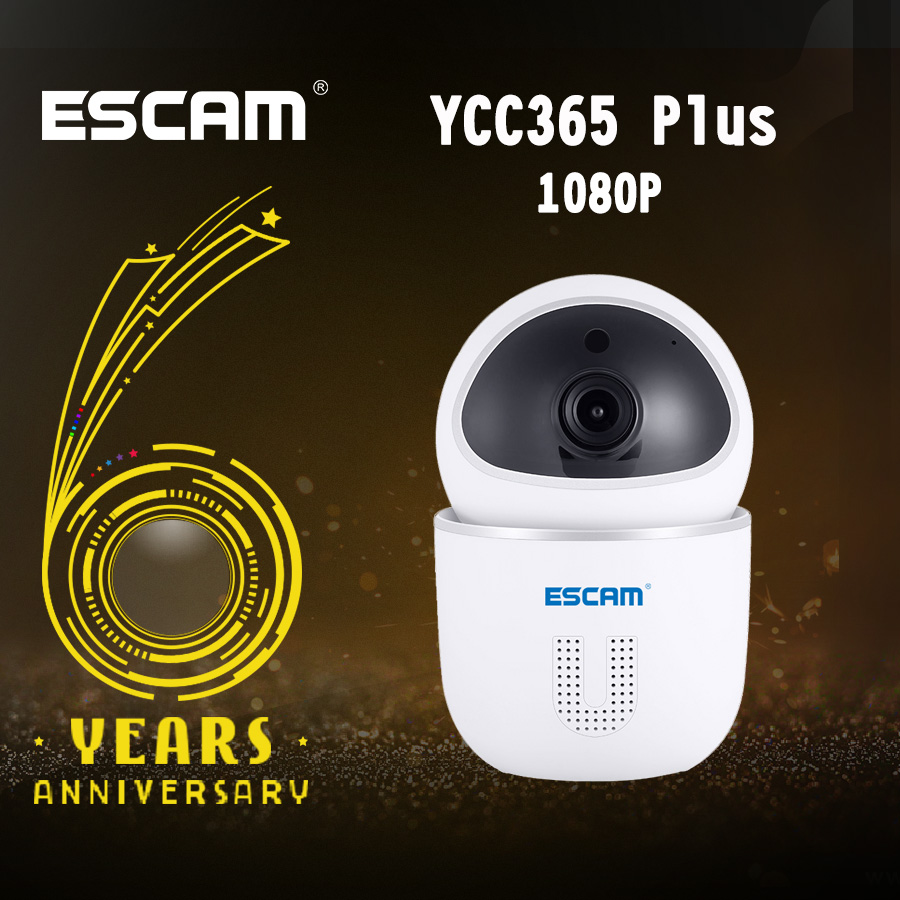 2019 ESCAM QF009 1080P 2MP Mini IP Cam Pan/Tilt WiFi Indoor IP IR Surveillance Cameras CCTV Day Night Video Monitor2019 ESCAM QF009 1080P 2MP Mini IP Cam Pan/Tilt WiFi Indoor IP IR Surveillance Cameras CCTV Day Night Video Monitor